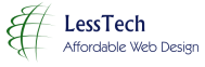 Lesstech Web Design